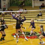VOLLEYBALL VS MANCHESTER 9/3/19