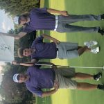 Titan golfers split tri-match defeating Loudonville, but losing to CVCA on Senior Night.