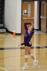 JV VOLLEYBALL VS INDIAN VALLEY 9-10-19