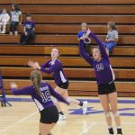 JV VOLLEYBALL VS CANTON CENTRAL CATHOLIC 10/3/19