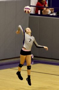 VOLLEYBALL VS CANTON CENTRAL CATHOLIC 10/3/19