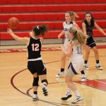 GIRLS JV BASKETBALL VS ORRVILLE 12/28/19