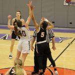 VARSITY GIRLS BASKETBALL VS ORRVILLE 1/29/2020