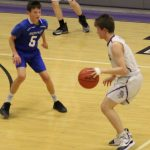 FRESHMEN BOYS BASKETBALL VS CVCA 1/27/2020