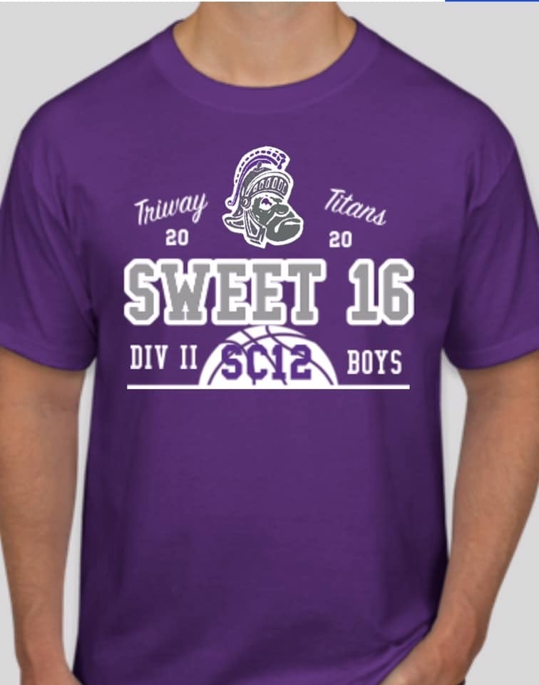 SWEET SIXTEEN T-SHIRTS