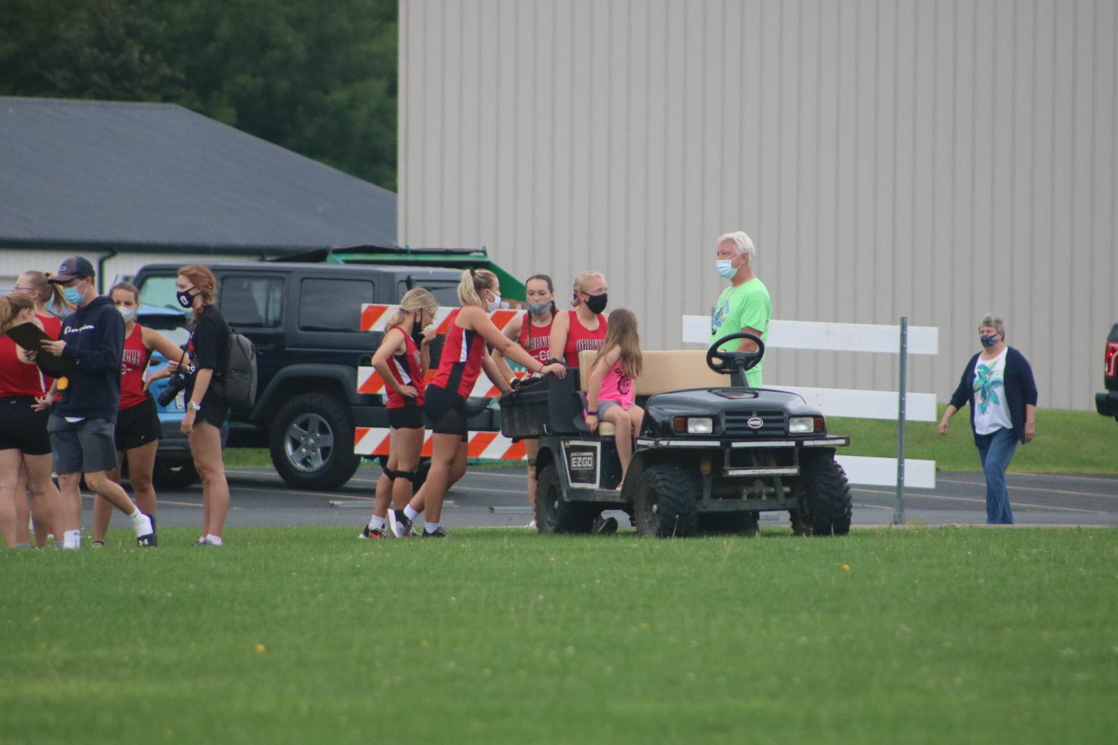 CROSS COUNTRY @ ORRVILLE 8/29/20