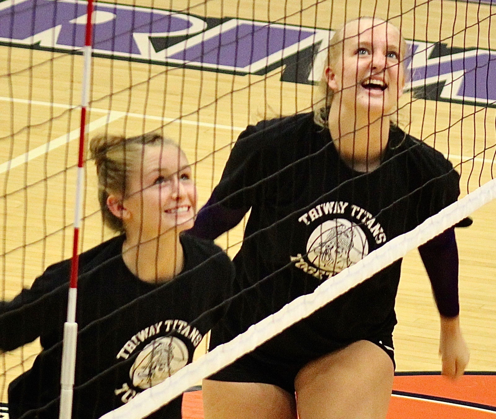 VOLLEYBALL VS MANCHESTER 9/8/2020