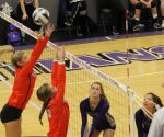 VOLLEYBALL VS DALTON 10/17/20