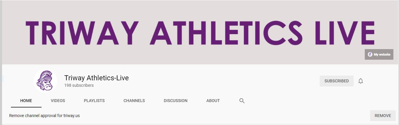 Live Stream Link For Boys & Girls Basketball & Wrestling