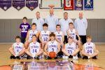 Boys Basketball Team 2020-2021