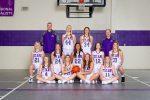 Girls Basketball Team 2020-2021