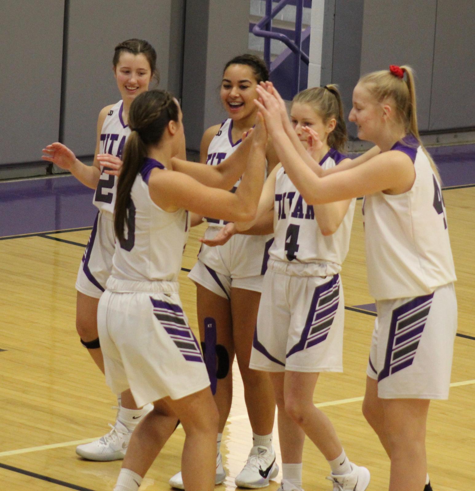 Girls Basketball vs Mansfield Senior 1/9/2021