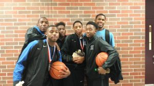 Texas Invitational 2nd Place
