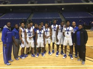 Dekaney Wildcats win the 2016 Houston Methodist Cy-Hoops Invitational