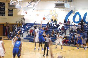 Dekaney Wildcats vs. Nimitz Cougars @ Nimitz High School, 1/17/17