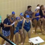 2015 Girls Swimming