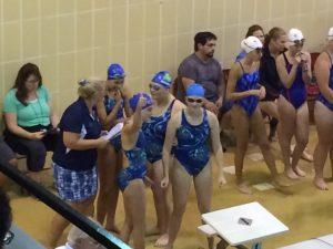 2015 Girls Swimming