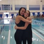 Lapeer High School Girls Varsity Swimming finishes 5th place