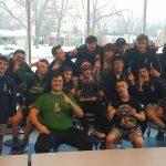 Lapeer High School Boys Varsity Wrestling beat Dearborn High School 48-33
