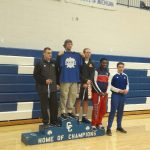 Lapeer High School Boys Varsity Wrestling finishes 14th place