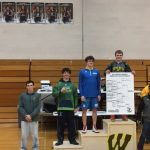 Lapeer High School Boys Varsity Wrestling finishes 1st place