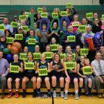 Lapeer High School Girls Varsity Basketball beat Lake Orion Community High School 50-24
