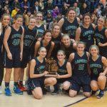 Lapeer High School Girls Varsity Basketball beat Clio High School 65-54