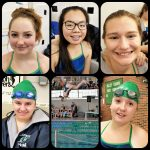 Girls Varsity Swim & Dive falls to John Glenn  131 – 52 – Debut of New Scoreboard & 30 PB's Achieved!