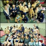Boys Varsity Swimming falls to Grand Blanc 105 – 66