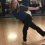 Girls' Bowling Improves to  9-1