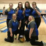 Girl Bowlers Wrap Up League Championship!