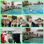 Girls Varsity Swim & Dive falls to Bay City Western – 22 New PB's Achieved