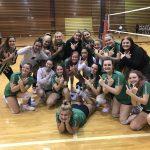 Lapeer Varsity Volleyball beats Davison 3 – 2