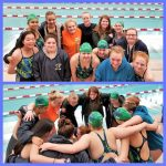 Girls Varsity Swim & Dive finishes 10th place at SVL Championship League Meet