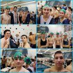 Boys Varsity Swim & Dive finishes 14th at Fenton Relays