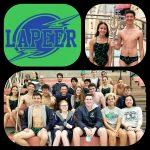 Boys Varsity Swim & Dive finishes 8th place at Pangborn Invitational