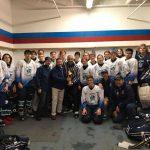 Lightning Varsity Hockey skates away with win over Thumb Legion 6-2.