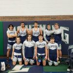 Lapeer Wrestling beats both Powers Catholic & Saginaw Heritage Wednesday!