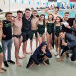 Boys Varsity Swim & Dive beats Carman-Ainsworth 92 – 81