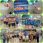 Boys Varsity Swim & Dive falls to Caro 103 – 83