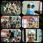 Girls Varsity Swim  & Dive falls to Grand Blanc