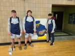 Varsity Wrestling takes Arthur Hill & Powers, loses to Bay City Western Wednesday Night