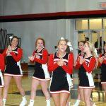 Cheerleading Tryouts 2014