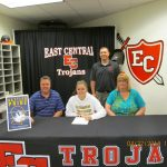 Senior Brittanie Bolten Signs with Alderson-Broaddus University