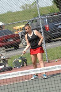 Girls Tennis Candids 13-14