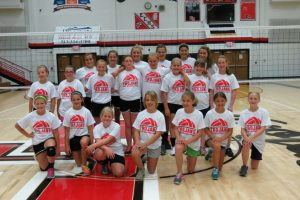 Volleyball Youth Camps