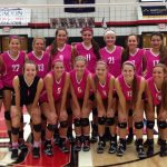 ECVB Annual Dig Pink Event