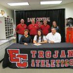 Jolynn Morrow signs with Capital University