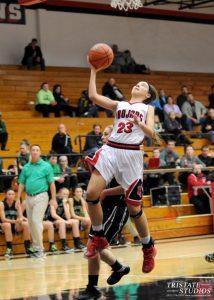 Girls Basketball Candids 2014-2015