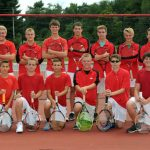 EC Boys Tennis 2016
